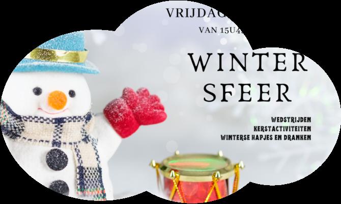 Wintersfeer 13 december 2019